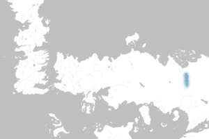 Mapa Mar Sangriento
