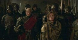 Tywin y Loras Aguasnegras HBO