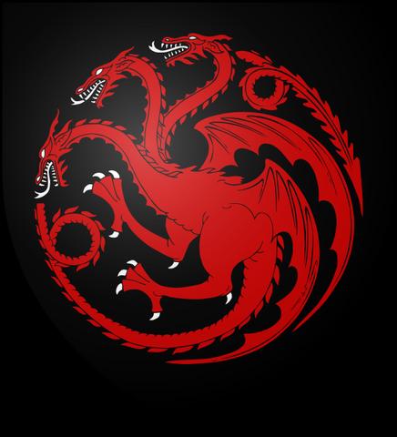 Archivo:Casa Targaryen estandarte.png