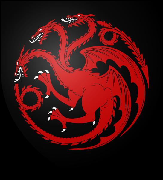 Casa Targaryen Hielo Y Fuego Wiki Fandom