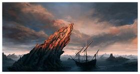 Narrow Sea by Rene Aigner©