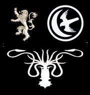 Escudo de Godric Potter