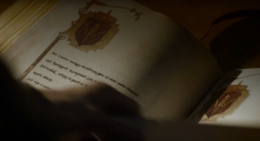 Barristan Libro Blanco HBO