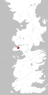 Mapa Dedo de Pedernal