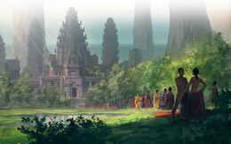 Worship at a Summer Island temple of love by Marc Simonetti©