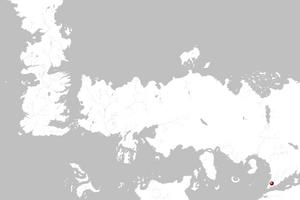 Mapa Stygai