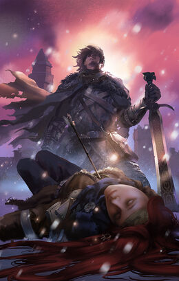 You know nothing, Jon Snow by zippo514©