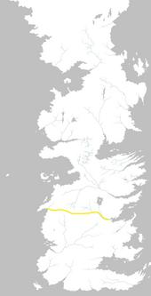 Mapa Camino Dorado