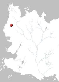 Mapa Andalia