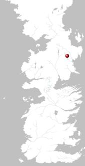 Mapa Fuerte Terror