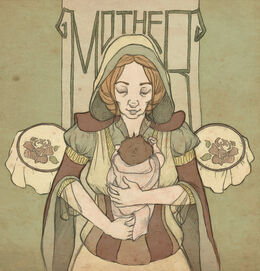 The Mother by ~mustamirri©
