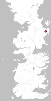 Mapa Bastión Kar