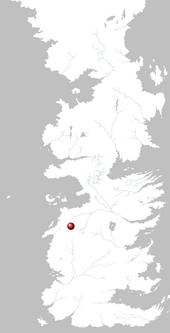 Mapa Colmillo Dorado