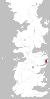 Mapa Puerto Gaviota