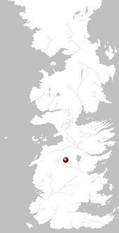 Mapa Septo de Piedra