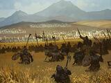 Batalla del Forca Verde