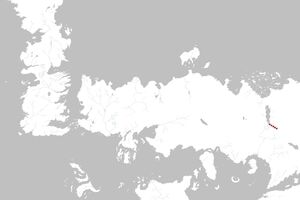 Mapa Cinco Fuertes