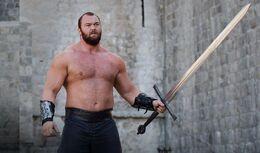 Gregor Clegane T4 HBO