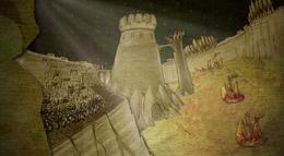Asedio Bastión de Tromenta
