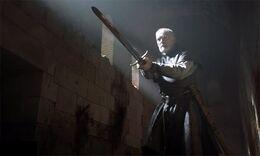 Barristan lucha Meereen HBO