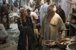 Cersei y el Gorrión Supremo HBO
