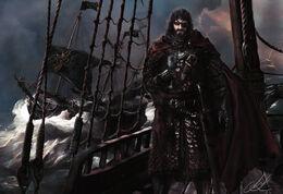 Euron Greyjoy by Mike Hallstein©
