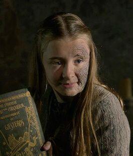Shireen Baratheon HBO
