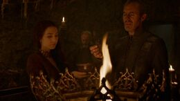 Stannis sanguijuelas HBO
