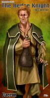 Daeron Targaryen by Amoka