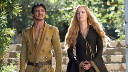 Cersei y Oberyn HBO