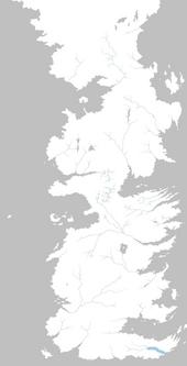 Mapa río Sangreverde