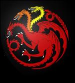 Emblema Aerion Targaryen