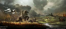 Battle for Westeros by Tomasz Jedruzek, Fantasy Flight Games©
