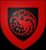 Valarr Targaryen Emblema