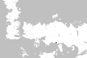Mapa Qarkash