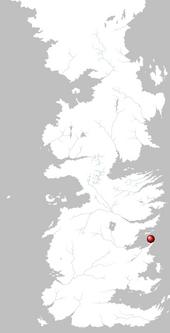 Mapa Punta Aguda