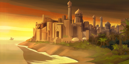 Lanza del Sol (Histories & Lore)