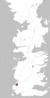 Mapa Aguasclaras