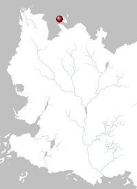Mapa Lorath