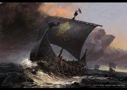 Naval superiority by Ignacio Bazán Lazcano, Fantasy Flight Games©jpg