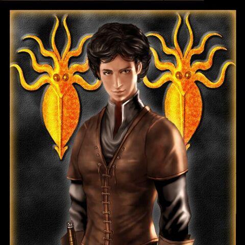 Asha Greyjoy by Amoka©