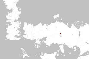 Mapa Vaes Jini