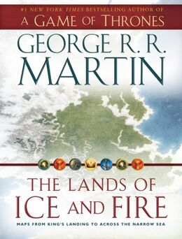 The Lands of Ice and Fire portada