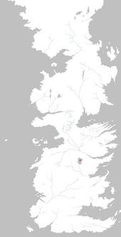 Mapa Isla de los Rostros