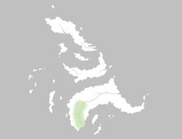 Mapa Valle del Loto Dulce
