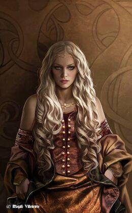 Rhaenyra Targaryen by Magali Villeneuve©