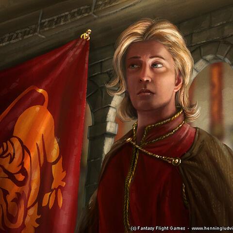 Lancel Lannister | Hielo y Fuego Wiki | FANDOM powered by ...