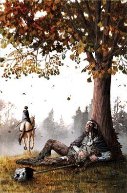 Arya abandona al Perro by Mike S. Miller©