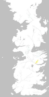 Mapa Camino Alto