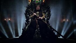 Robert Baratheon Trono HBO